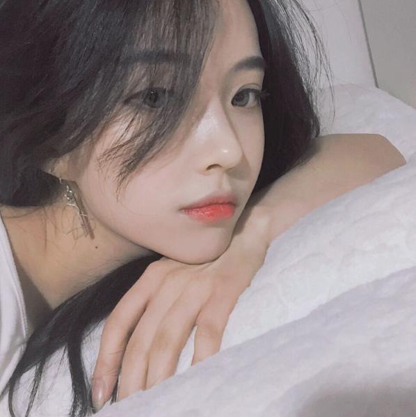 Cô nàng Hàn Quốc xinh đến nỗi khiến người ta thốt lên: Cô tiên là có thật! - Ảnh 2.