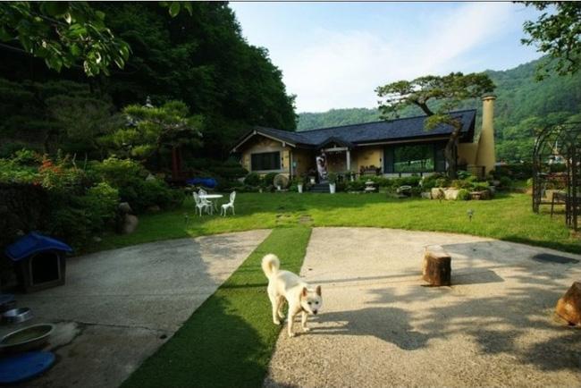 Vừa thổ lộ muốn lập gia đình, Song Joong Ki đã tậu ngay biệt thự hơn 200 tỉ - Ảnh 5.