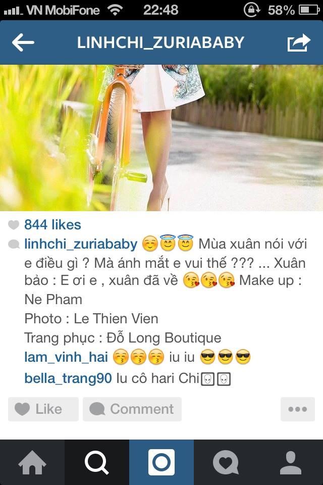 Loạt bằng chứng cho thấy Lâm Vinh Hải hiện đang hẹn hò cùng Linh Chi - Ảnh 4.