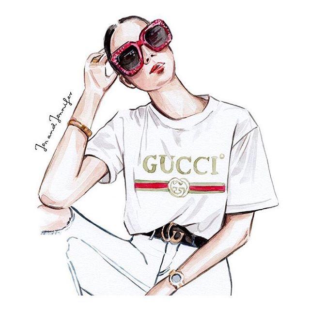 13 triệu đồng: giá chát thế mà chiếc áo thun Gucci này vẫn phá đảo đường phố như thường! - Ảnh 1.