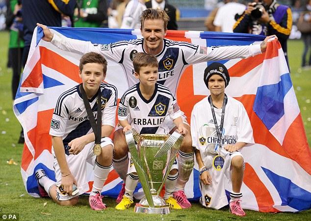 Tròn 10 năm Beckham đến Mỹ và sứ mạng nâng tầm giải MLS - ảnh 4