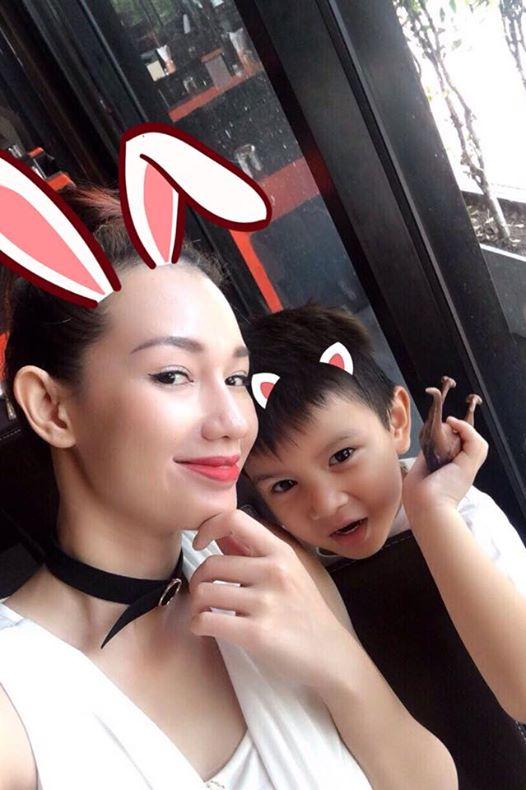 Sau tất cả, Quỳnh Chi đã bình tâm chia sẻ về chuyện thất bại trong việc giành quyền nuôi con - Ảnh 4.