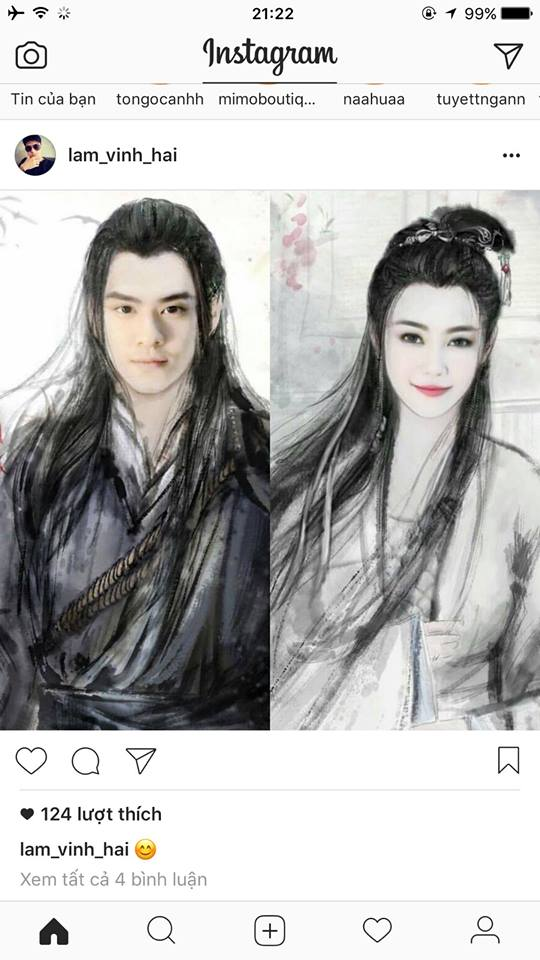 Loạt bằng chứng cho thấy Lâm Vinh Hải hiện đang hẹn hò cùng Linh Chi - Ảnh 7.