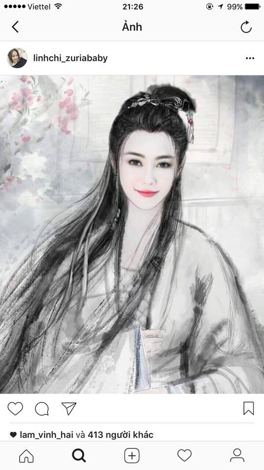 Loạt bằng chứng cho thấy Lâm Vinh Hải hiện đang hẹn hò cùng Linh Chi - Ảnh 8.