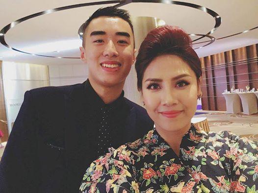 Nguyễn Thị Loan hẹn hò ngôi sao của bóng rổ Việt Nam  - Ảnh 3.