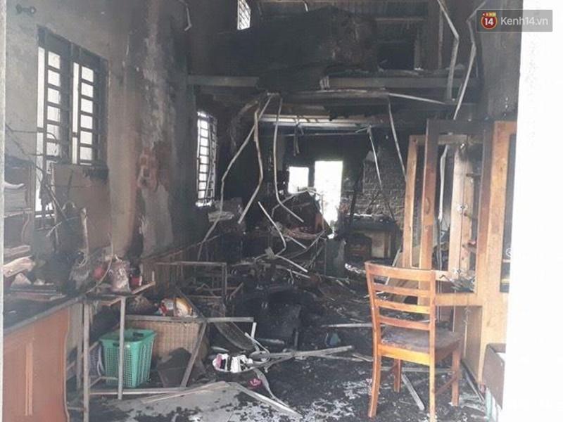 Gia đình 4 người chết cháy sau buổi tiệc mừng sinh nhật con trai 9 tuổi