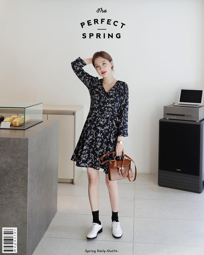 Thời trang: Mùa mặc váy hoa lại đến, update ngay xem trend váy hoa năm nay có gì hot