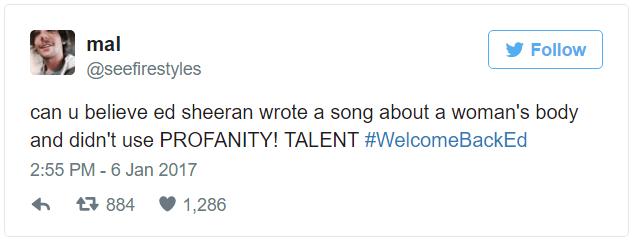 Ed Sheeran vừa trở lại với 2 hit mới khiến fan tin 2017 chắc chắn tốt đẹp hơn 2016! - Ảnh 7.