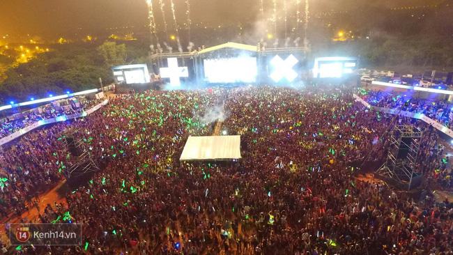 Nhìn lại trào lưu EDM tại Việt Nam qua 6 đại nhạc hội hoành tráng nhất 2016 - Ảnh 1.