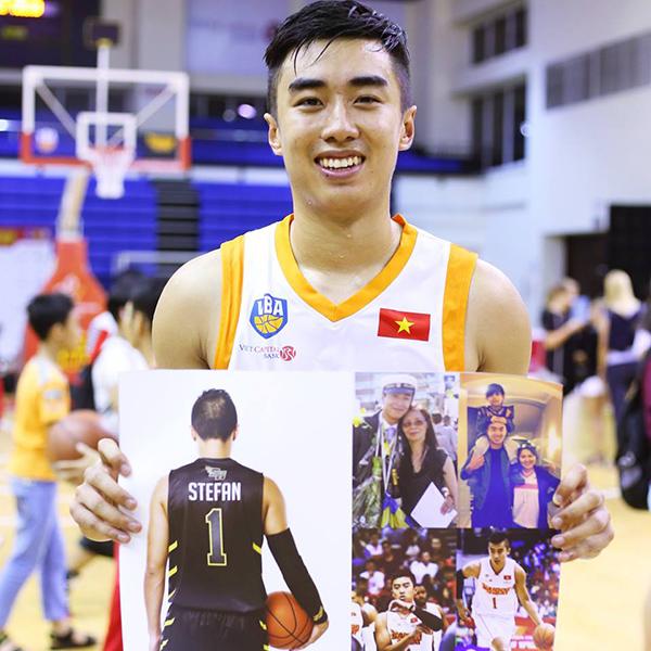 Nguyễn Thị Loan hẹn hò ngôi sao của bóng rổ Việt Nam  - Ảnh 12.