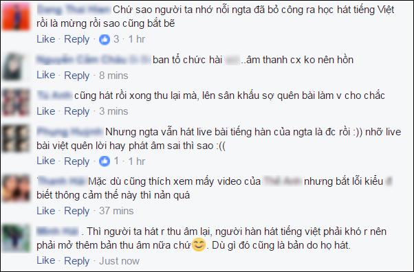 Sự cố âm thanh lật tẩy boygroup Kpop hát nhép Phía sau một cô gái tại Hà Nội - Ảnh 8.