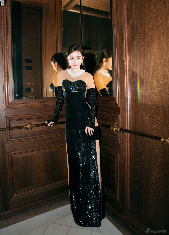 Sao Hoa ngữ:Trong khi thế giới quan tâm dàn mỹ nhân Hollywood, Cbiz chỉ chú ý tới sắc vóc của Dương Mịch và Liu Wen