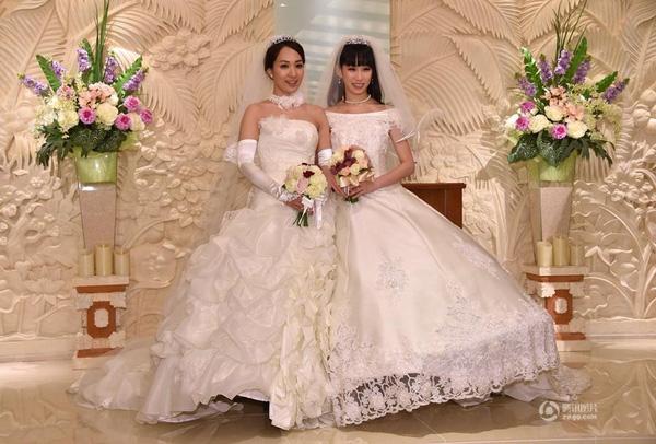Cặp sao nữ đồng tính hot nhất Nhật Bản bất ngờ chia tay sau 2 năm kết hôn - Ảnh 4.
