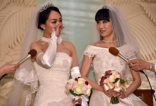 Cặp sao nữ đồng tính hot nhất Nhật Bản bất ngờ chia tay sau 2 năm kết hôn - Ảnh 5.