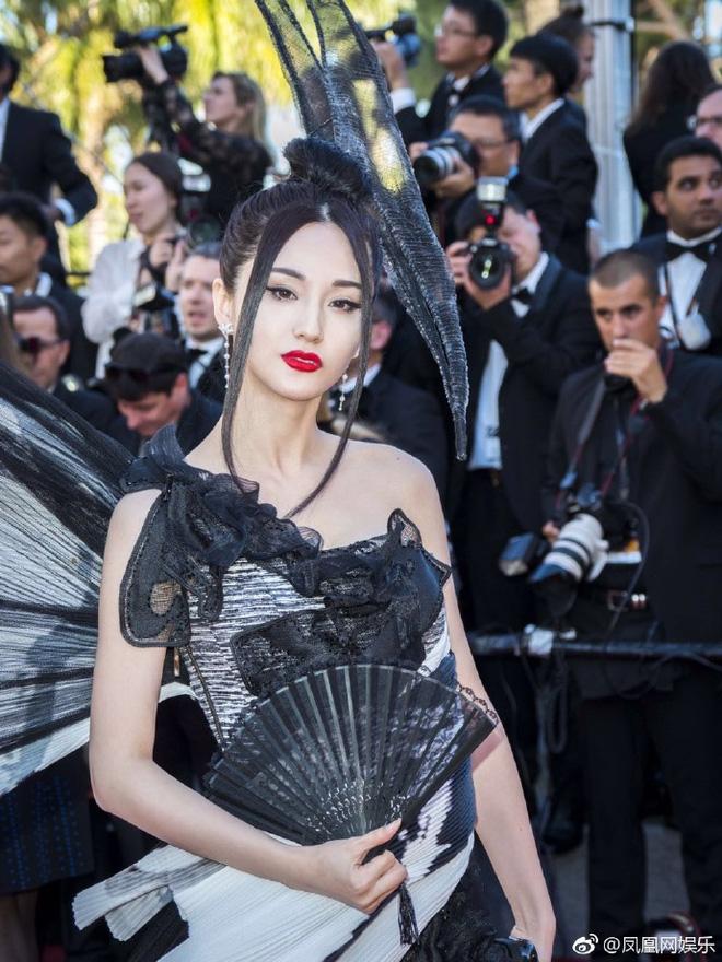 Tổng kết Cannes 2017: Nhiều mỹ nhân vô danh Cbiz ăn mặc phản cảm, bon chen từ đầu đến cuối sự kiện! - Ảnh 6.