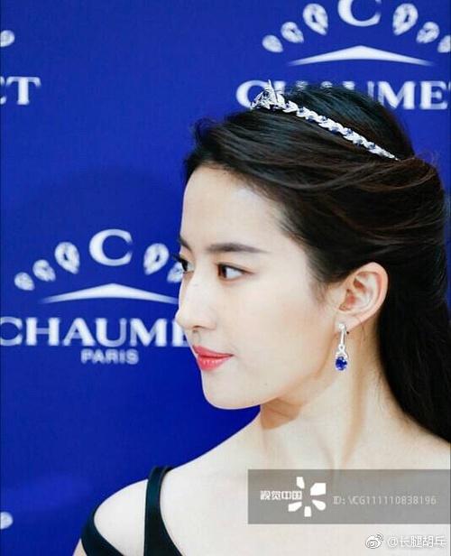 """Lưu Diệc Phi hoá thân thành công chúa đẹp ngẩn ngơ """"360 độ không góc chết"""""""