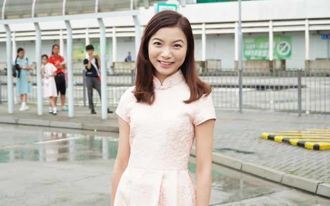 Đến hẹn lại choáng với nhan sắc của dàn thí sinh dự Hoa hậu Hồng Kông 2017 - Ảnh 17.