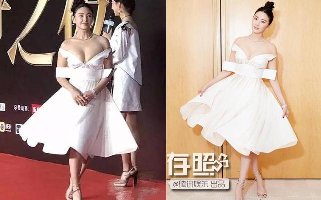 Lạm dụng photoshop, dàn mỹ nhân Hoa ngữ bị bóc mẽ ngay và luôn - Ảnh 2.