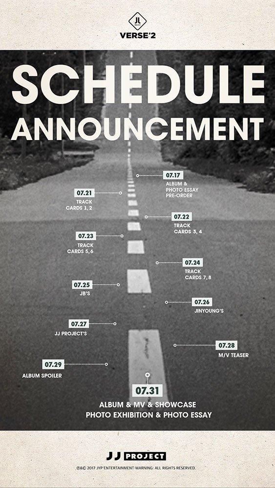 JYP phủ nhận tin đồn JJ Project trở lại vào tháng 8... vì nhóm sẽ tung MV từ 31/7