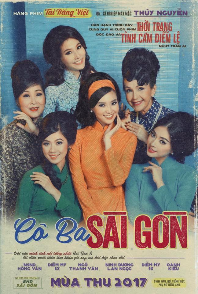 Nhá hàng poster rặt chất Sài Gòn, phim mới của Ngô Thanh Vân chưa quay đã hot - Ảnh 1.