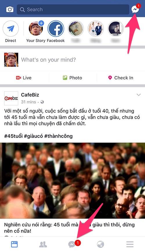 Facebook bổ sung tính năng Story giống Instagram và Snapchat, teen Việt rần rần thử nghiệm - Ảnh 9.