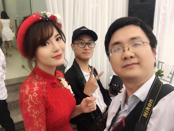 Hot girl Tú Linh M.U xinh đẹp rạng rỡ trong lễ ăn hỏi - Ảnh 9.