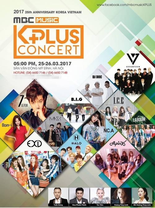 Đại diện Noo Phước Thịnh, Tóc Tiên lên tiếng về sự cố với BTC MBC Music K-Plus Concert