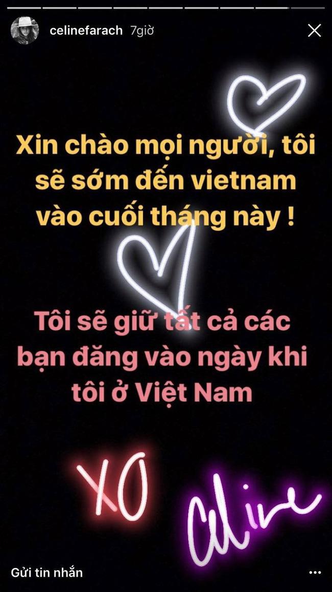 Ngày mai (28/4), Celine Farach - cô nàng sexy nhất mạng xã hội sẽ có mặt ở Sài Gòn! - Ảnh 2.
