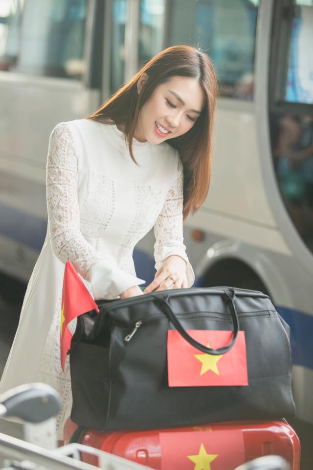 Cử nhân Học viện Hàng không Việt Nam đăng quang người đẹp châu Á - Ảnh 6.