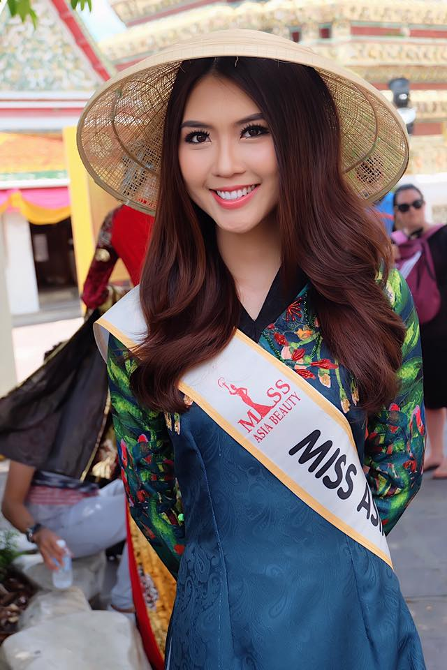Cử nhân Học viện Hàng không Việt Nam đăng quang người đẹp châu Á - Ảnh 5.