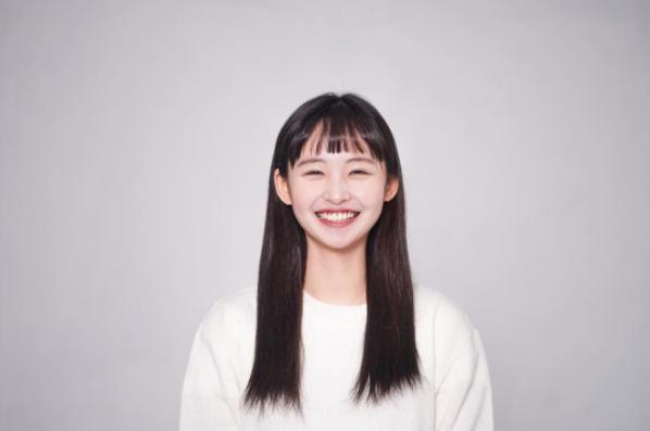 Để tóc Bok Joo, ảnh nào cũng cười híp hết cả mắt - ngắm cô bạn Hàn Quốc này thấy vui ghê! - Ảnh 2.