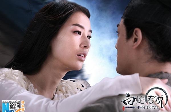 21 nàng Bạch Xà đẹp như mộng trên màn ảnh Châu Á qua năm tháng - Ảnh 18.