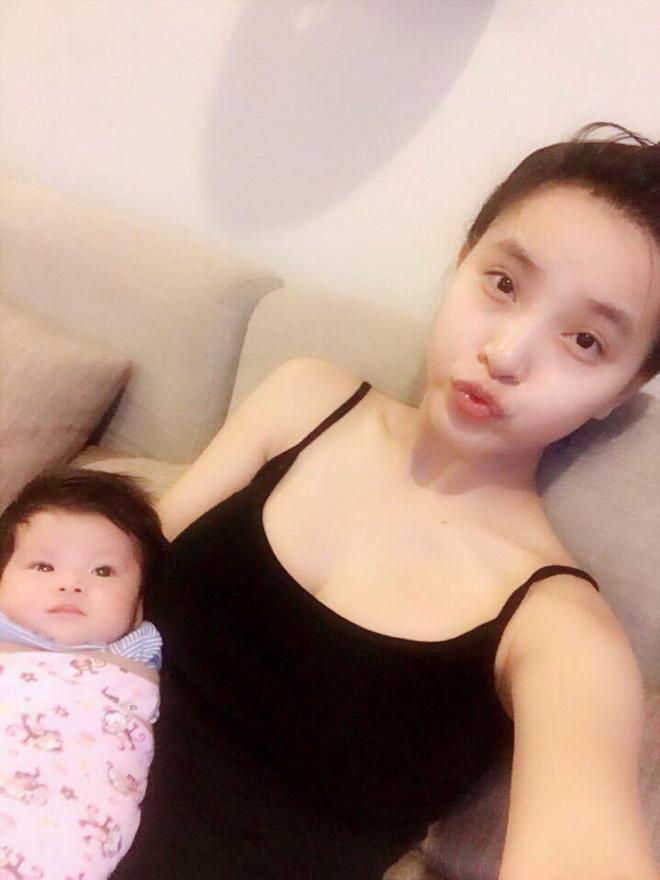 Sao Việt: Hải Băng lần đầu khoe ảnh con gái với chồng cũ Diệp Bảo Ngọc