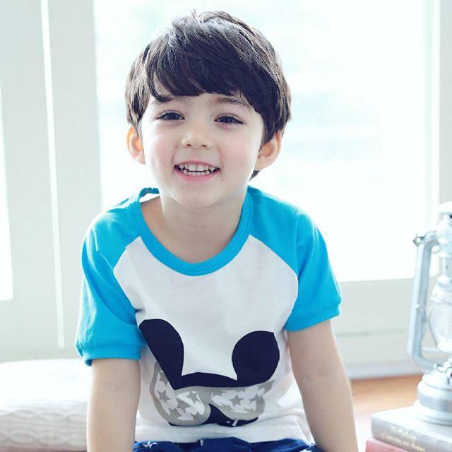 Cậu bé từng được mệnh danh là đối thủ của Mason giờ đã lớn và xinh trai đến nhường này - Ảnh 10.