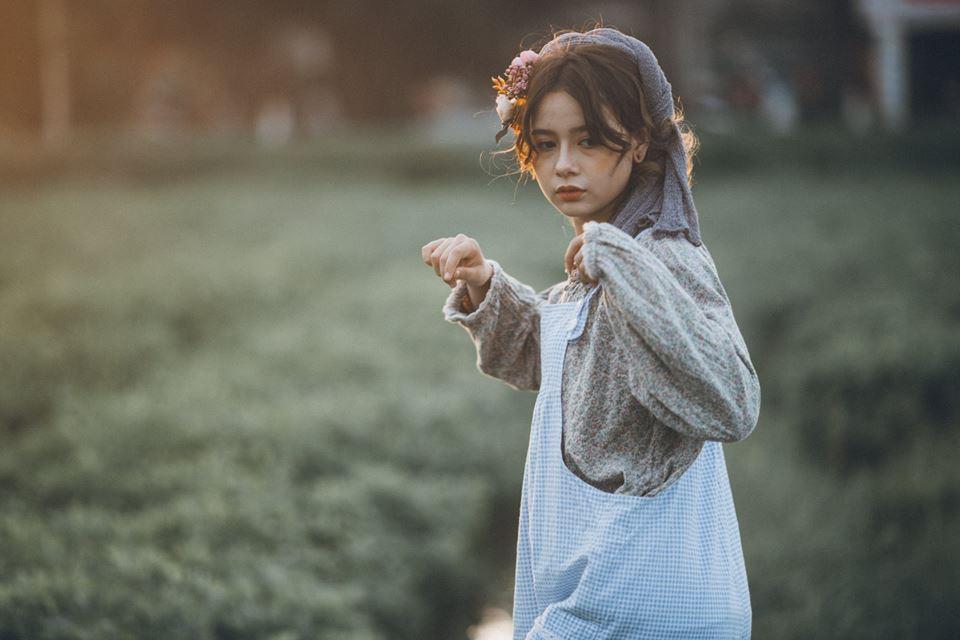 Đời sống: Hoàn cảnh gia đình đặc biệt của thiếu nữ 10X Việt mang vẻ đẹp lai