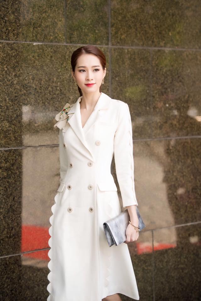 Hoa hậu Đặng Thu Thảo bất ngờ chia sẻ ủng hộ Cao Thiên Trang - Ảnh 5.