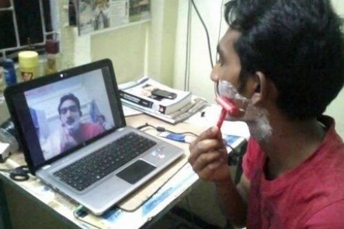 1001 bức hình hài hước kiểu cái khó ló cái khôn không lệch đi đâu được tại Ấn Độ - Ảnh 1.
