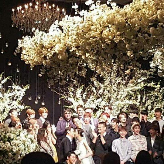 Đám cưới CEO của JYP Entertainment thu hút sự chú ý khi hội tụ dàn sao chưa bao giờ khủng hơn - Ảnh 10.