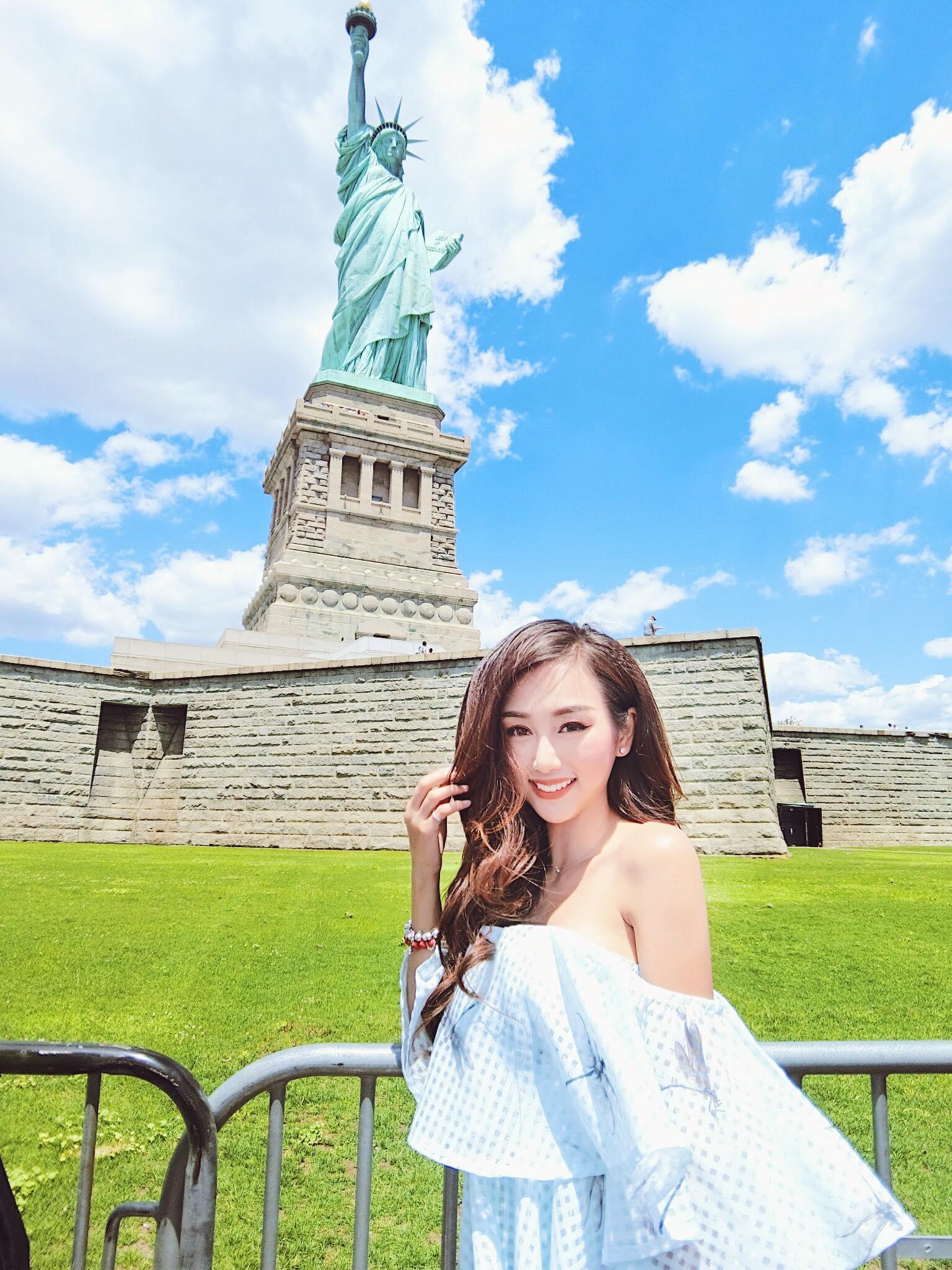 Đời sống: Nữ DJ Việt khoe kinh nghiệm đi NewYork 5 ngày 20 triệu: Toàn thông tin search trên mạng