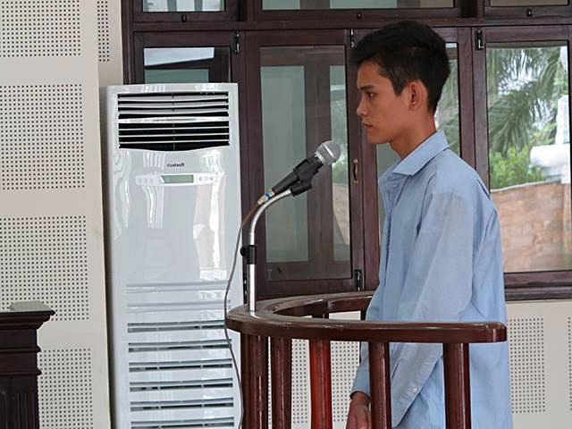 Đà Nẵng: Tử hình nam thanh niên dùng thắt lưng giết bạn rồi đẩy xuống sông phi tang