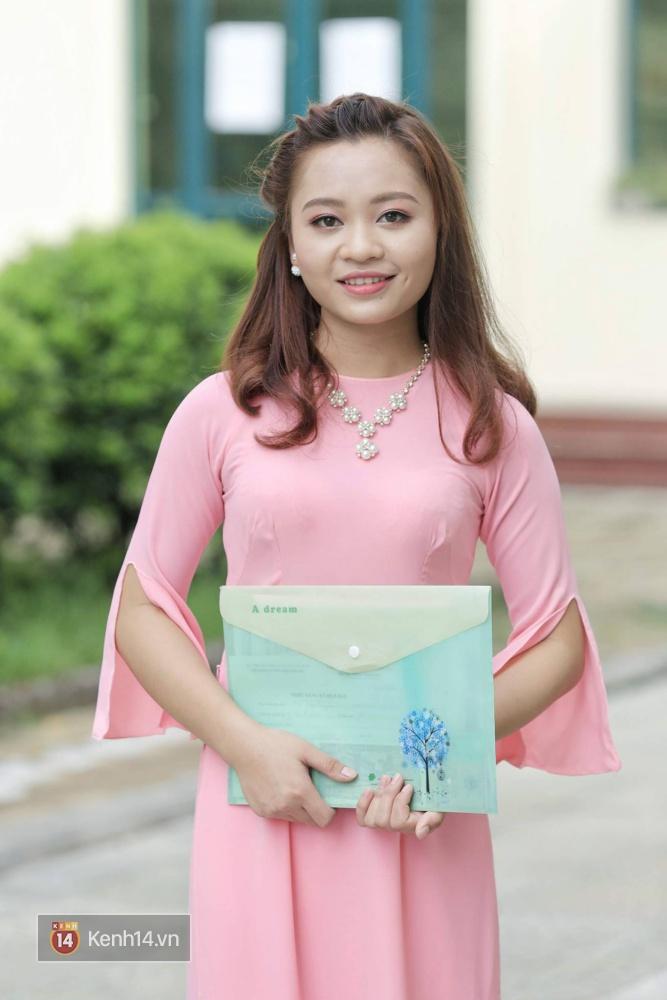 Đời sống:Những bóng hồng xinh đẹp thi tuyển vào Nhạc viện Hà Nội năm nay