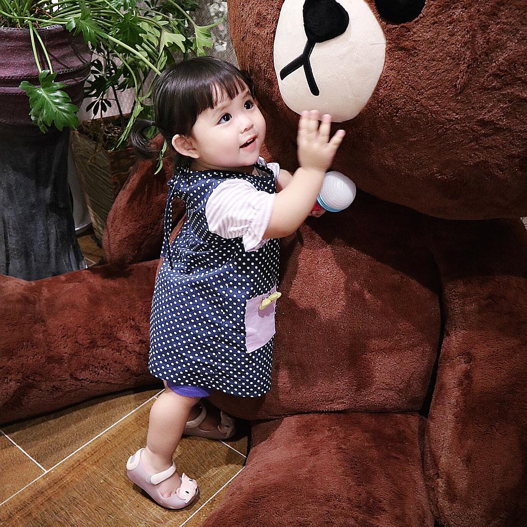 Mẹo nuôi con: Cô nhóc Hàn Quốc dễ thương như thiên thần, ngắm ảnh chỉ muốn có con gái luôn thôi