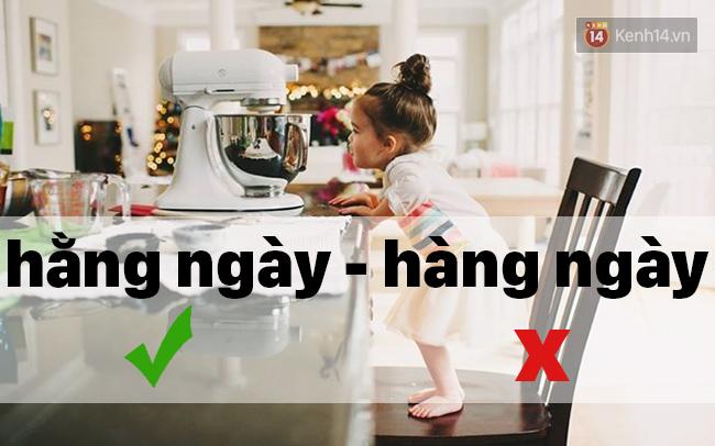 Sử dụng 10 từ hay sai chính tả trong tiếng Việt thế nào cho chuẩn - Ảnh 2.