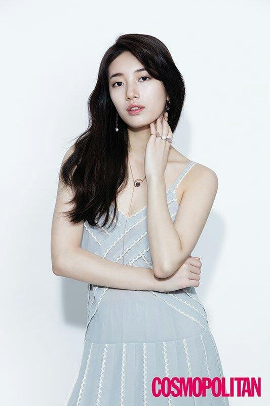 Suzy xinh đẹp nhưng style nhạt hơn hẳn các sao nữ khác trên tạp chí tháng 1 - Ảnh 3.
