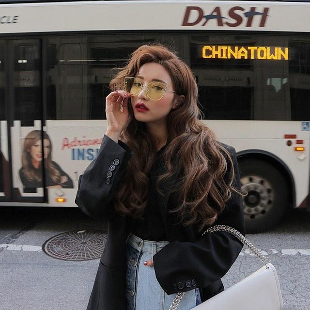 5 kiểu làm đẹp bạn của các Hot girl Châu Á đang làm rầm rầm lên - ảnh 4