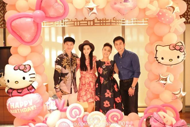 Sao Hoa Ngữ: Phạm Băng Băng - Lý Thần tổ chức đám cưới vào tháng 4 sau 2 năm hẹn hò?