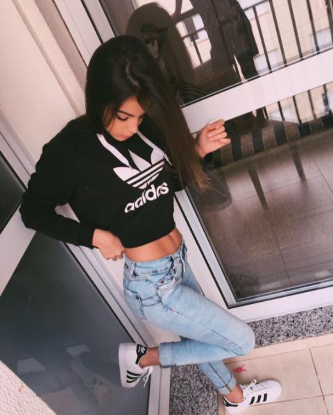 Vẻ sexy tột cùng của cô bạn 17 tuổi thu hút hơn nửa triệu người theo dõi trên Instagram - Ảnh 8.