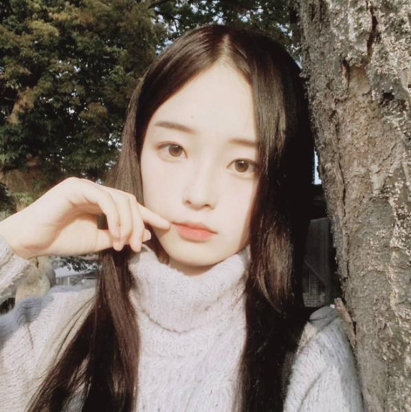 Lại thêm một cô nàng đến từ Hàn Quốc xinh chả khác gì búp bê! - Ảnh 3.