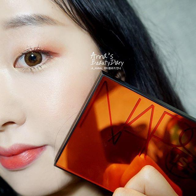 Makeup với màu đào - Xu hướng làm đẹp hot số 1 đang khiến con gái Hàn mê tít - Ảnh 4.