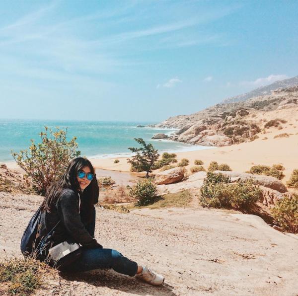 Ngẩn ngơ trước 5 đồi cát đẹp mê hồn ở miền Trung, nhìn thôi đã yêu luôn rồi - Ảnh 50.